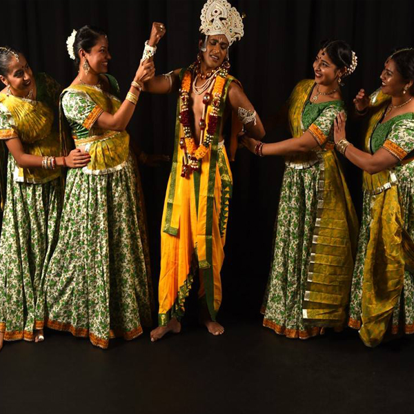 Krishna - Dance Drama KAZ und Junges Theater Goettingen