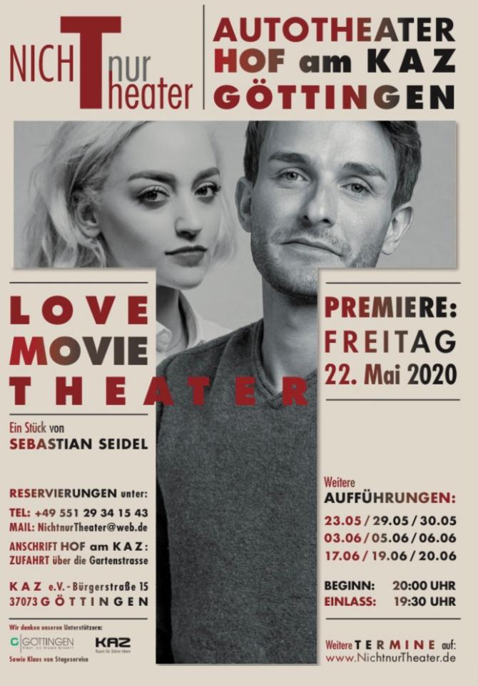 Autotheater Hof am KAZ Göttingen