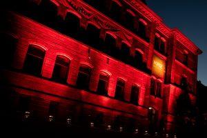 Night of the light - KAZ Goettingen
