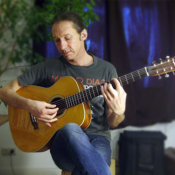 Gitarrenunterricht KAZ Ebi Koreuber