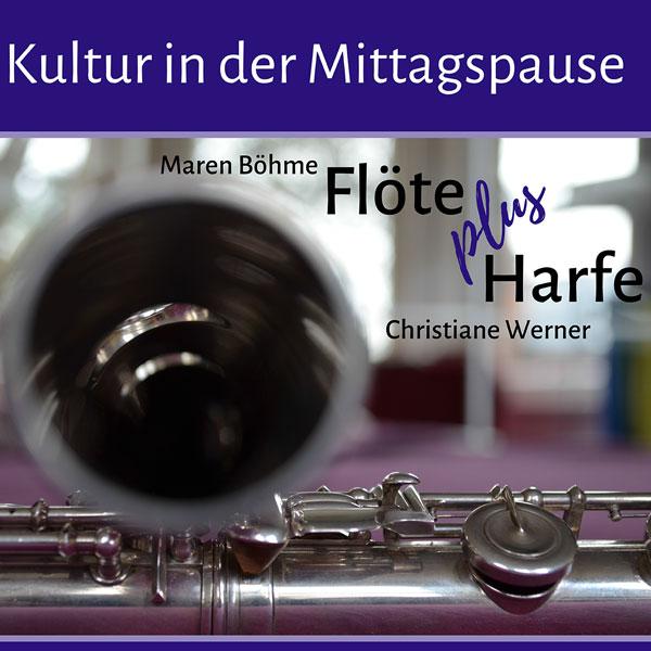 Kultur in der Mittagspause - Flötenkonzert