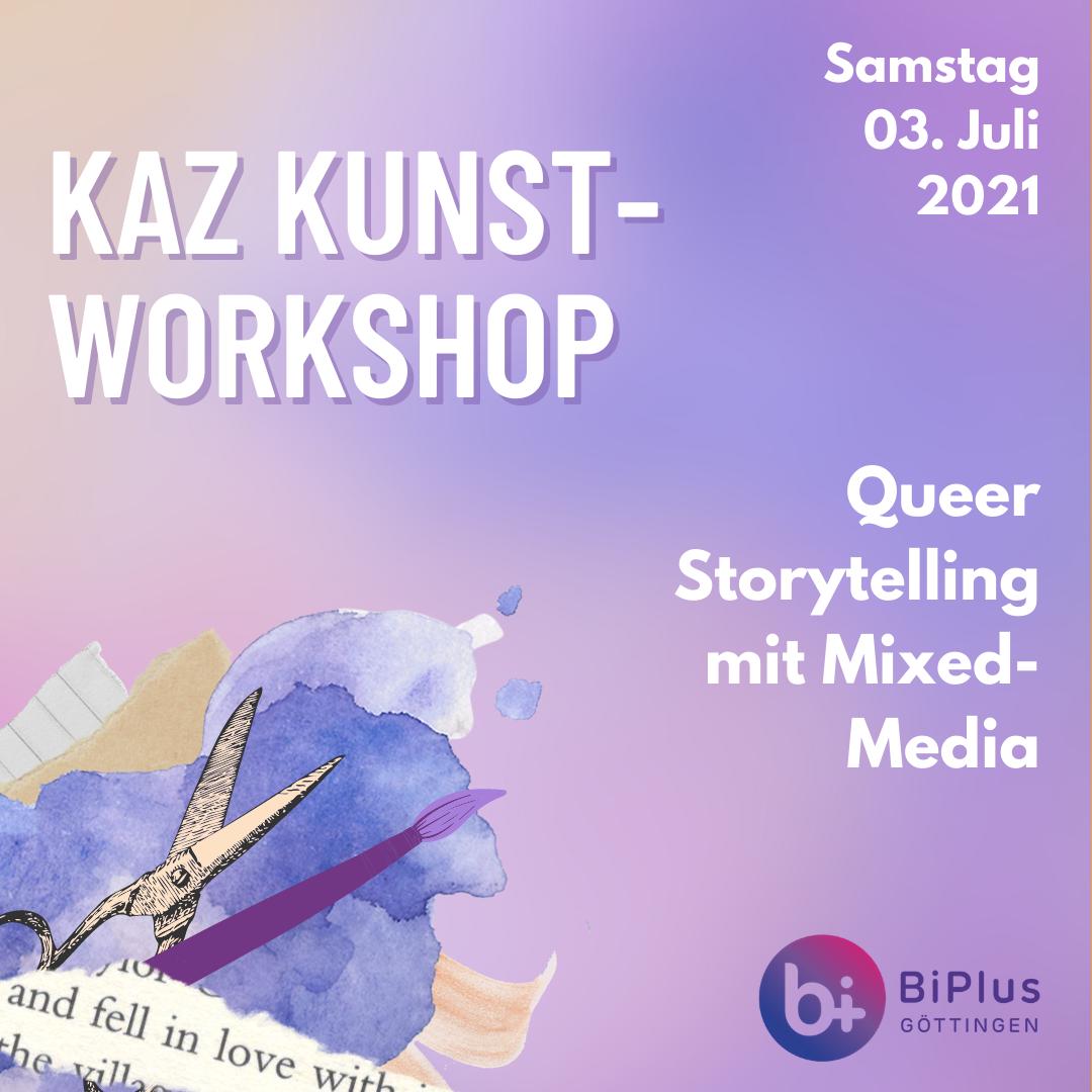 Queer Storytelling KAZ